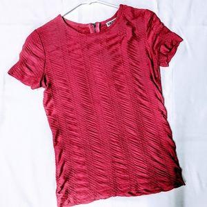DKNY Pink Top